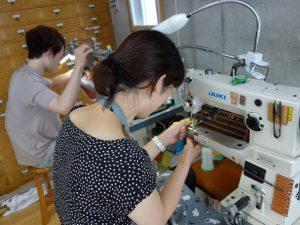 ミシン縫いⅡ