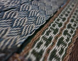 エジプト織り