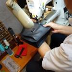 胴まとめ縫い