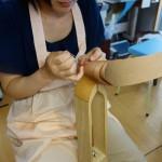 レーシングホース・手縫い