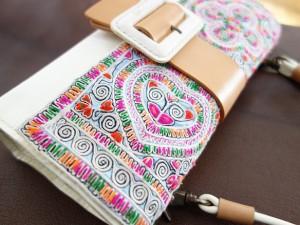 モン族刺繍帯