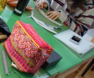 モン族刺繍