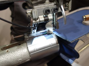 縫いまとめ