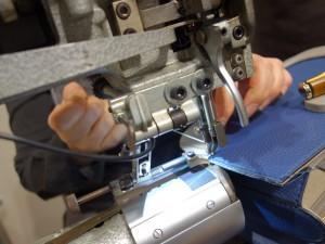 縫い糸替え